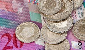 Vrednost do sad konvertovanih kredita u švajcarskim francima oko 58,5 milijardi dinara
