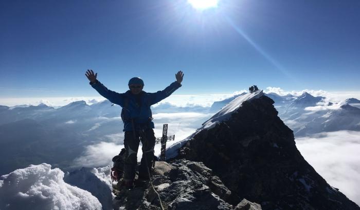 Novosadski profesor u penziji osvojio jedan od najtežih alpskih vrhova