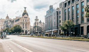 U Madridu svakog dana minut ćutanja za preminule od virusa korona