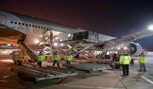 Srbiji stigao prvi deo pomoći iz Ujedinjenih Arapskih Emirata