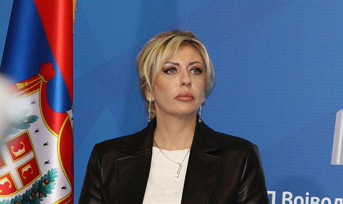 Jadranka Joksimović traži da je oslovljavaju sa