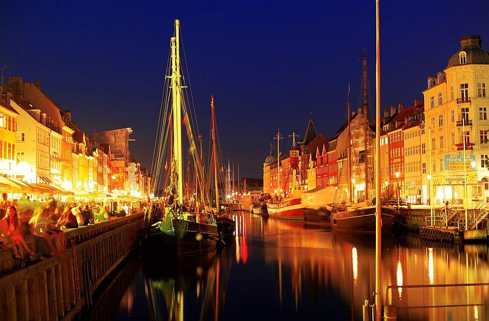 Kopenhagen ograničio kretanje nasilnicima: Zabranjen ulazak u zone noćnog života
