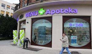 FOTO: Enterijer apoteke