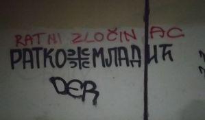 FOTO: Mesecima nadležnima prijavljivao grafit