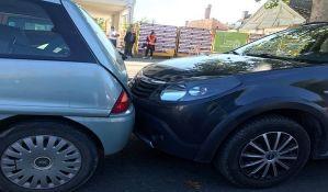 U lančanom sudaru na izlazu iz Novog Sada povređeno više putnika