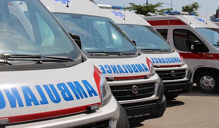 Trinaestogodišnjak među devetoro povređenih u udesima u Novom Sadu i okolini