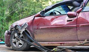 Dve osobe poginule u saobraćajnoj nesreći kod Pančeva