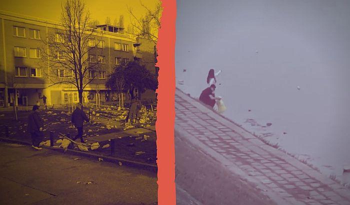 Dve slike i ogledalo Novog Sada: Smrad po meri čoveka