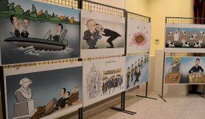 Karikature Petričića i Koraksa uklonjene iz biblioteke u Lazarevcu