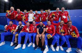 Vaterpolisti Srbije olimpijski šampioni drugi put uzastopno
