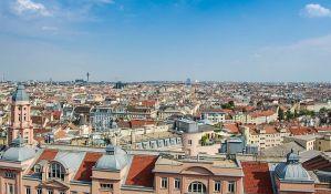 Beč dobija ulicu s regulacijom temperature vazduha