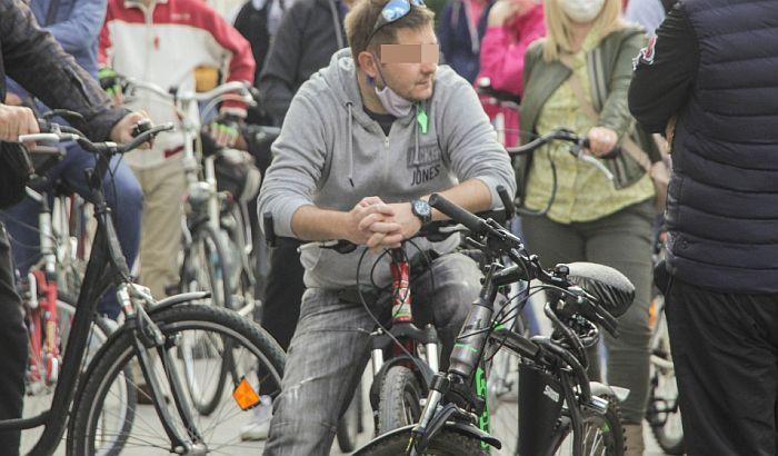 Hiljade biciklista na protestu protiv Vlade u Sloveniji