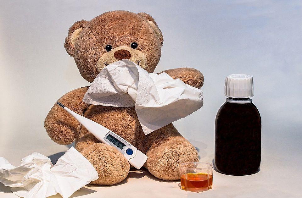 Post-kovid sindrom kod dece opasniji od kovida