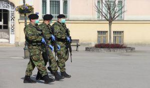 Desetine vojnika u Vojvodini zaražene virusom korona