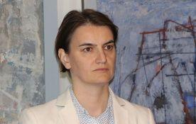 Brnabić: Tekst Medijske strategije do kraja decembra, javna rasprava u januaru