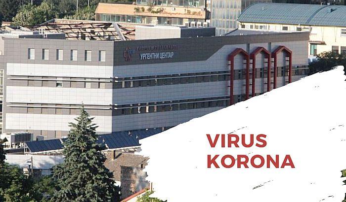 Najveći broj kovid pacijenata u KCV i Vojnoj bolnici još od marta