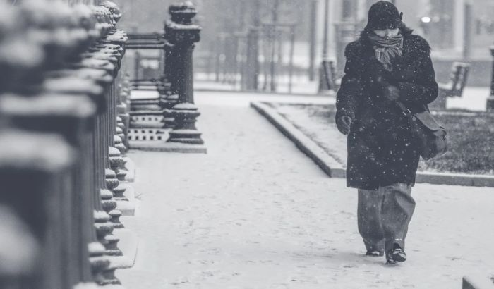 Prava zima ni na vidiku