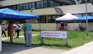 Za četiri dana u Novom Sadu 150 ljudi pozitivno na koronu