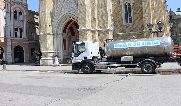 Vodovod najavio restrikcije u isporuci vode