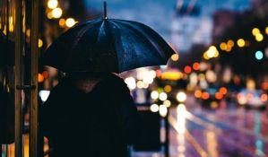 Sutra tmurno, u nedelju ceo dan kiša