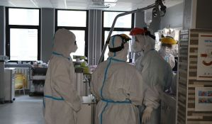 Korona u Srbiji: Preminulo još 39 osoba, 2.846 novozaraženih