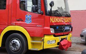 Požar u zdravstvenoj ustanovi u Kruševcu, zapalili se dušeci