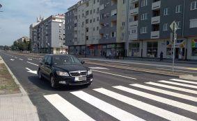FOTO, VIDEO: Ulica Bate Brkića otvorena za saobraćaj