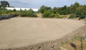 Isušen deo močvare u nesuđenim bazenima na Novom naselju, Grad pregovara sa investitorima