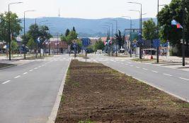 Novi pokušaj projektovanja semafora na uglu Bate Brkića i Anđe Ranković