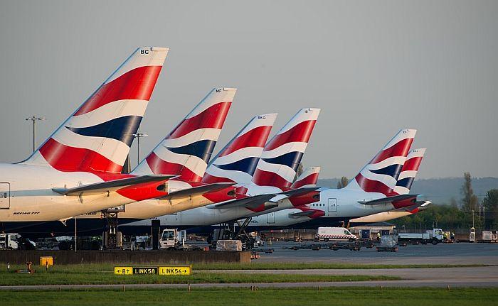 Zbog štrajka pilota Britiš ervejza otkazani skoro svi letovi u Velikoj Britaniji