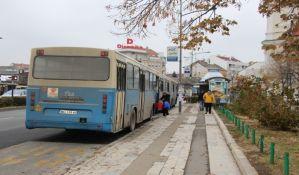 Menjaju se trase autobuskih linija 22, 53 i 55 zbog radova