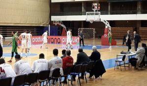 Košarkaši Vojvodine poraženi od Novog Pazara