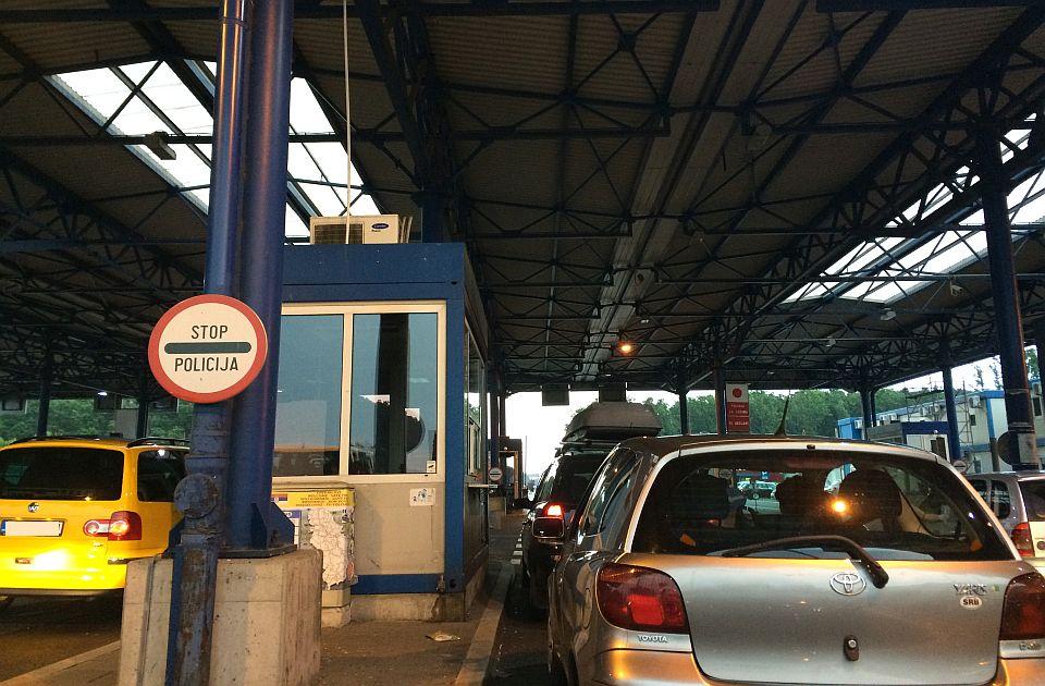 Od 14. juna tri granična prelaza sa Mađarskom radiće po starom režimu