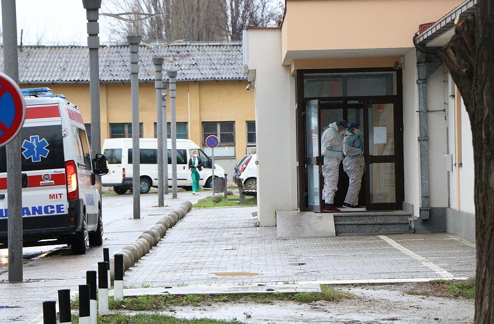Blago povećan broj: U Novom Sadu ukupno 250 obolelih od kovida