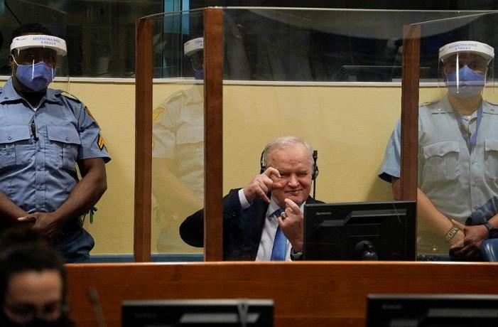 Crnogorsko Ministarstvo raskinulo ugovor sa saradnikom zbog slavljenja Ratka Mladića