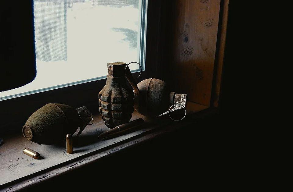 Dve bombe iz Drugog svetskog rata pronađene kod Varvarina