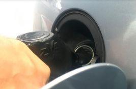 Vozačima iz Srbije isplativije da rezervoar pune po izlasku iz zemlje