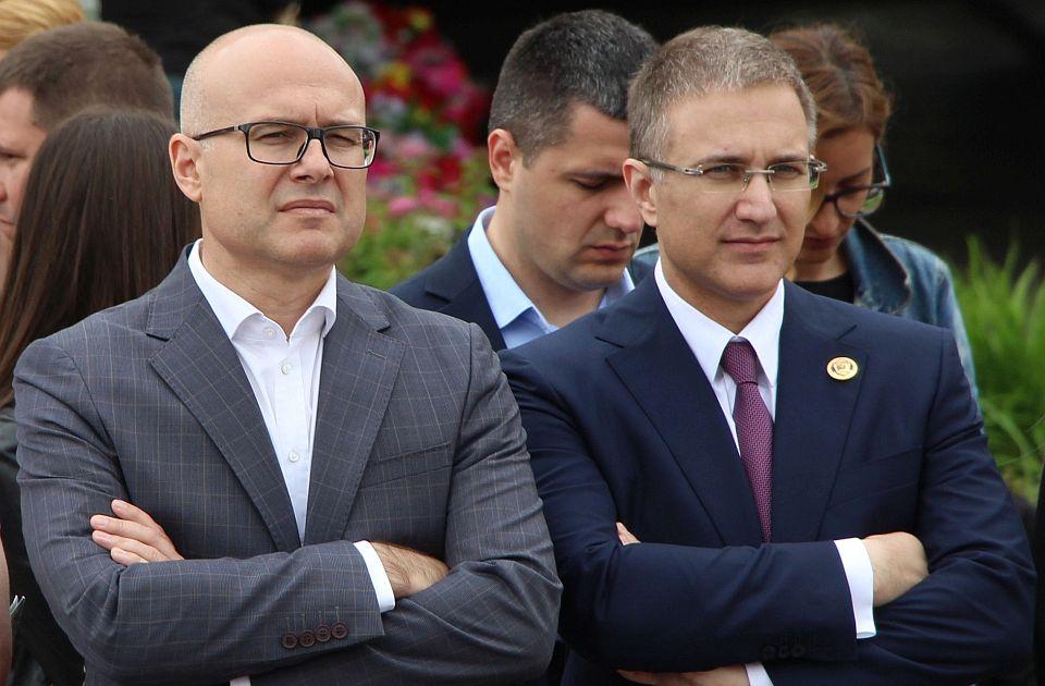 I novosadski SNS traži smenu Nebojše Stefanovića