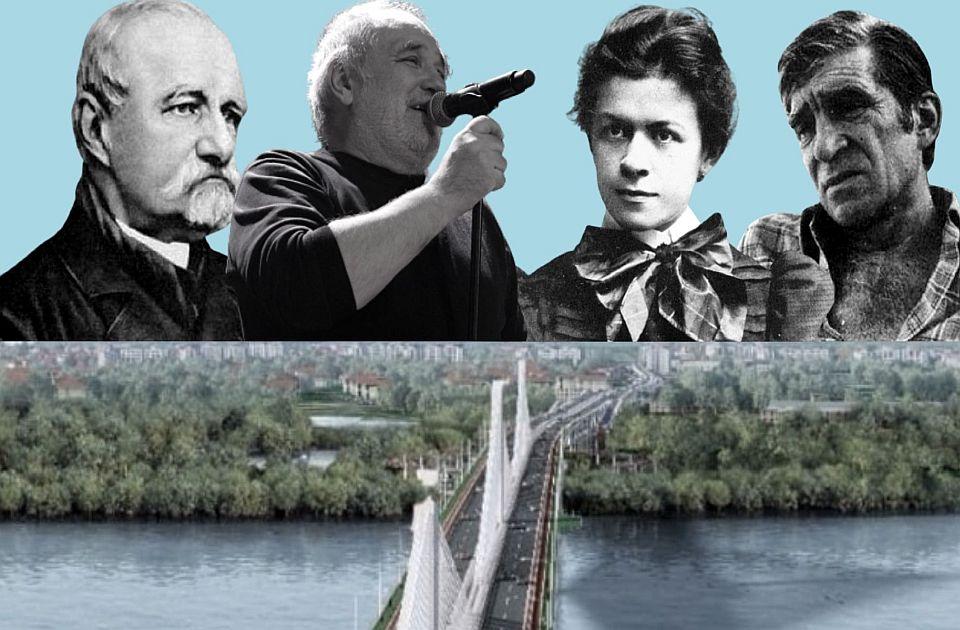 ANKETA: Predlagali ste ime novog mosta. Sada glasajte za omiljeni predlog