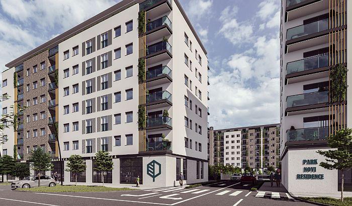 Do 21. novembra jeftinije cene stanova u kompleksu