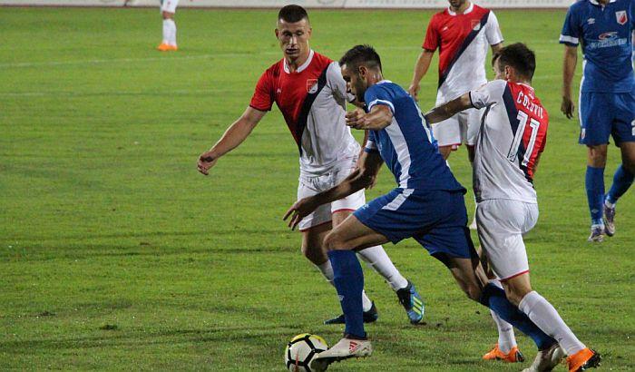 VIDEO: Proleter slavio protiv Novog Pazara golom iz penala