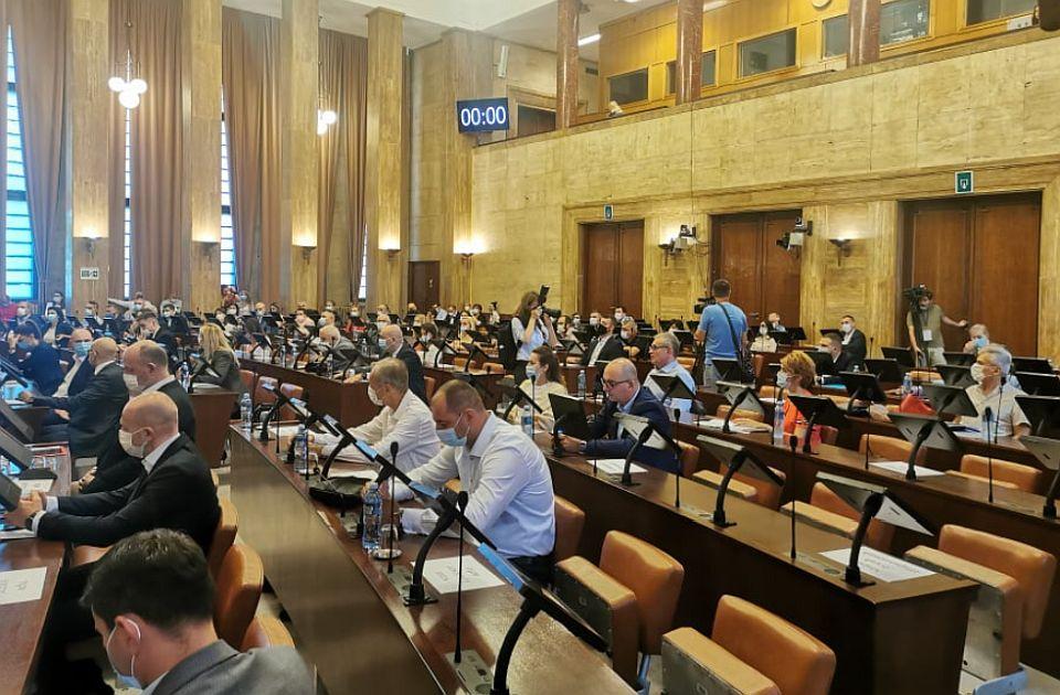 Zaseda Skupština grada: Danas rasprava o bitnim odlukama za Novi Sad