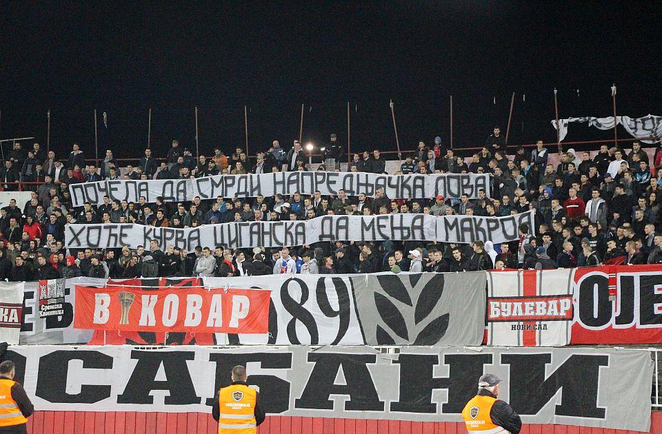 UEFA i FIFA traže da politika izađe iz fudbala u Srbiji