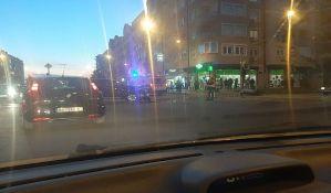 FOTO: Motociklista teško povređen na Novoj Detelinari