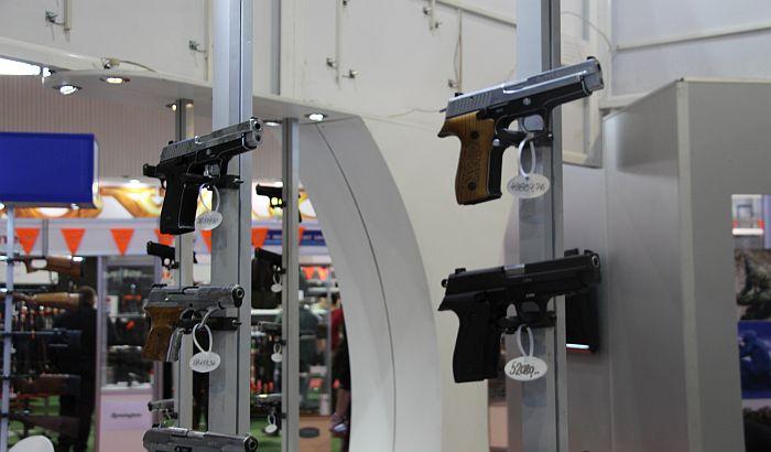 Stižu rešenja za porez na oružje