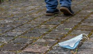 Ekolozi: Bačene maske i rukavice zagađuju evropske reke