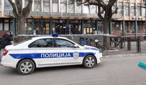 VIDEO: Dojava o bombi u sudu u Novom Sadu bila je lažna