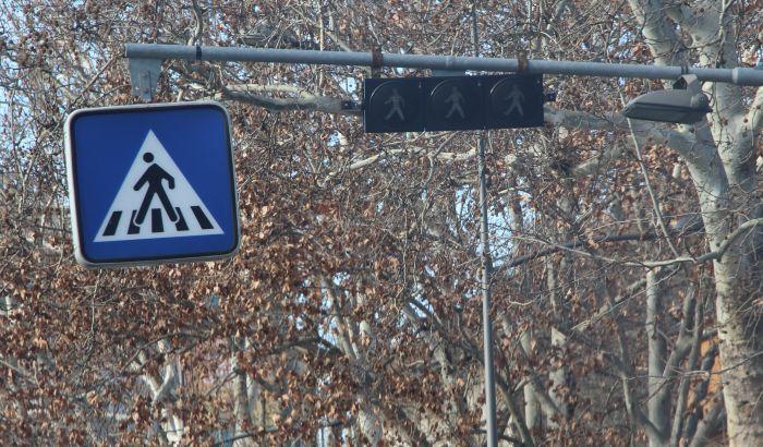 Uskoro pešački semafor na Bulevaru Evrope nedaleko od Ulice Geri Karolja