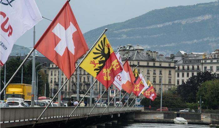 Švajcarska skinula Srbiju sa