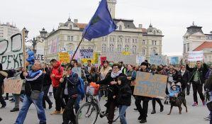 FOTO: Protest